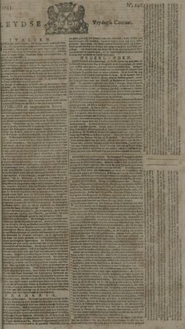 Leydse Courant 1743-12-06