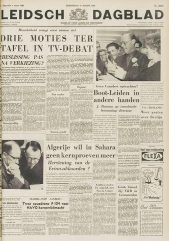 Leidsch Dagblad 1963-03-21