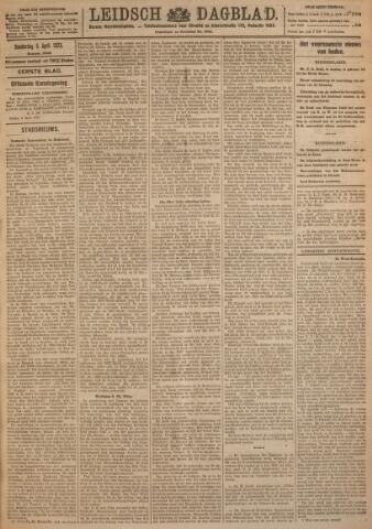 Leidsch Dagblad 1923-04-05