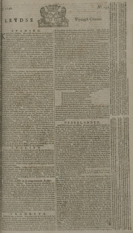 Leydse Courant 1740-10-28