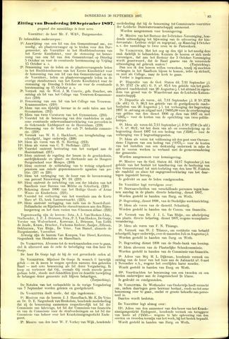 Handelingen van de Raad 1897-09-30