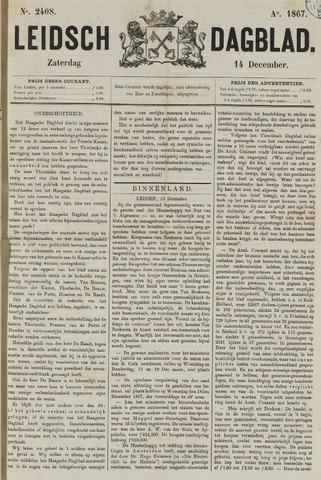 Leidsch Dagblad 1867-12-14
