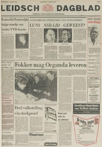 Leidsch Dagblad 1979-03-01