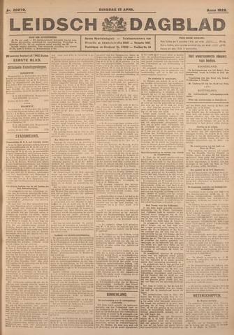 Leidsch Dagblad 1926-04-13