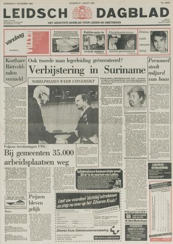 Leidsch Dagblad 1982-12-11
