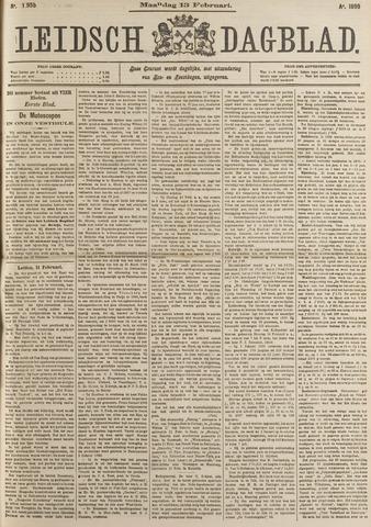 Leidsch Dagblad 1899-02-13