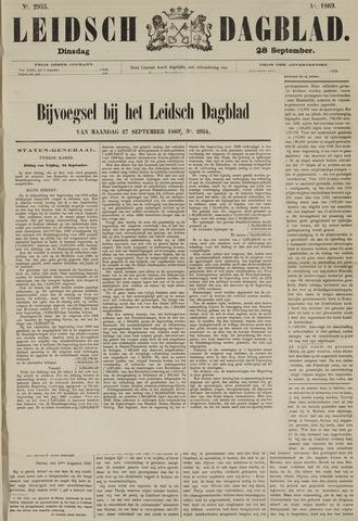 Leidsch Dagblad 1869-09-28