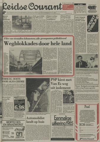 Leidse Courant 1985-12-16