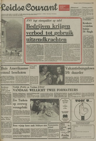 Leidse Courant 1977-10-11