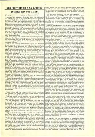 Handelingen van de Raad 1927-08-15