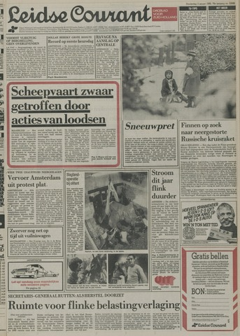 Leidse Courant 1985-01-03