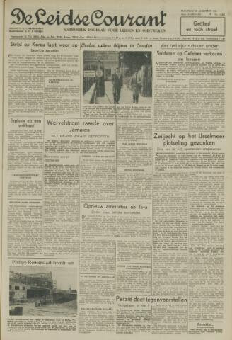 Leidse Courant 1951-08-20