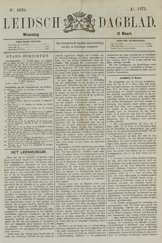 Leidsch Dagblad 1875-03-10