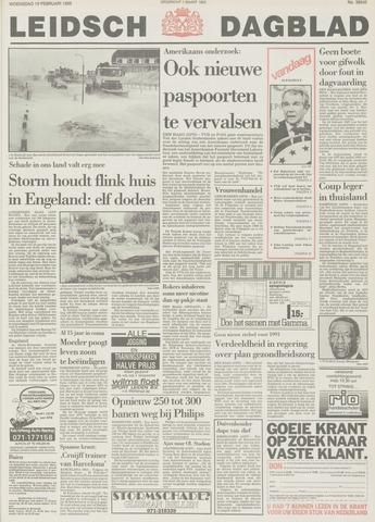 Leidsch Dagblad 1988-02-10