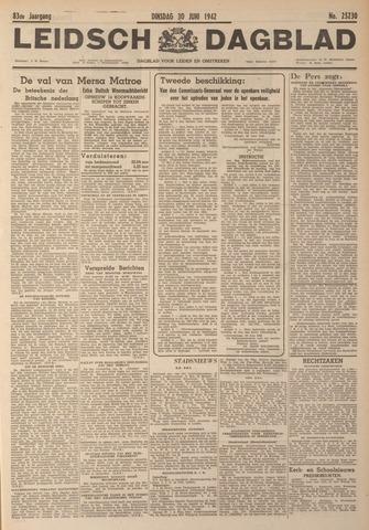 Leidsch Dagblad 1942-06-30