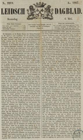 Leidsch Dagblad 1867-05-06