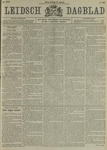Leidsch Dagblad 1911-06-03