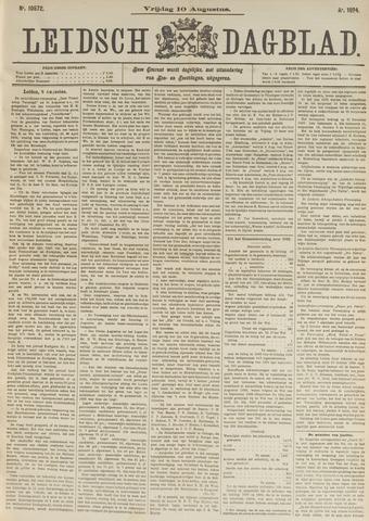 Leidsch Dagblad 1894-08-10