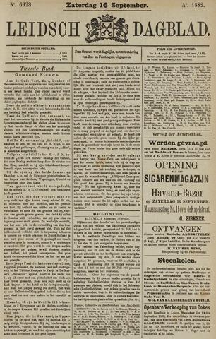 Leidsch Dagblad 1882-09-18