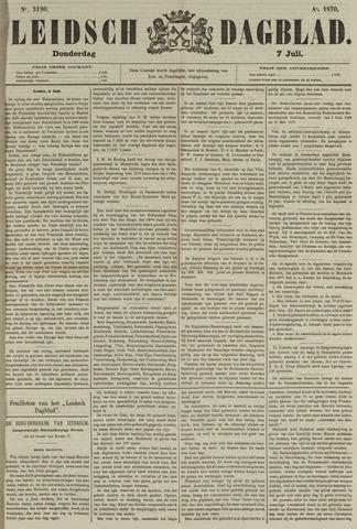 Leidsch Dagblad 1870-07-07