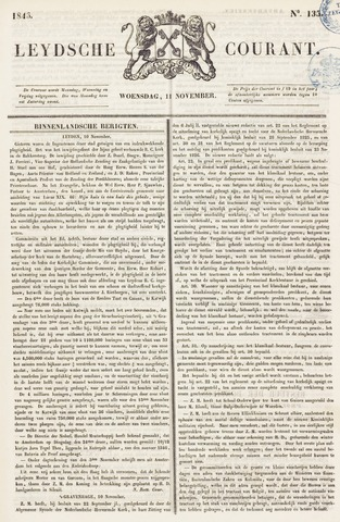 Leydse Courant 1846-11-11