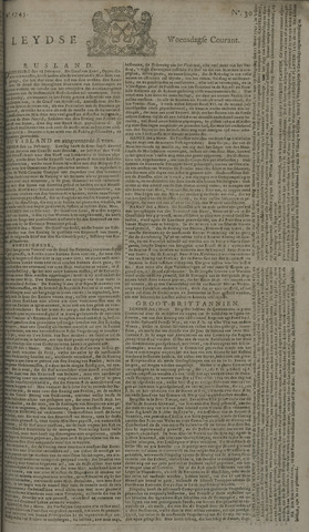 Leydse Courant 1745-03-10