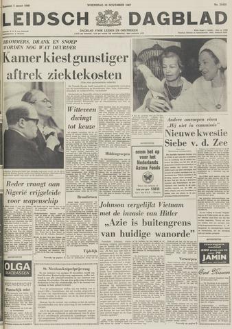 Leidsch Dagblad 1967-11-15