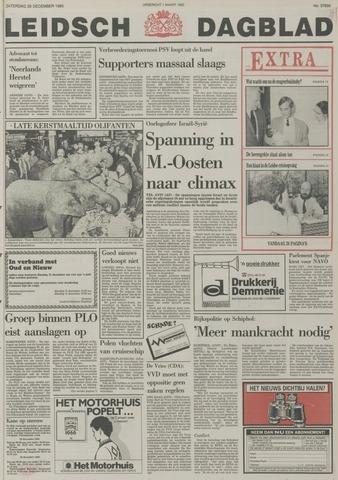Leidsch Dagblad 1985-12-28