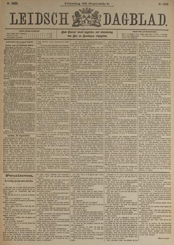 Leidsch Dagblad 1896-09-29