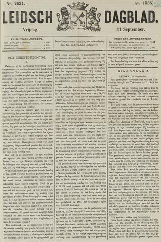 Leidsch Dagblad 1868-09-11