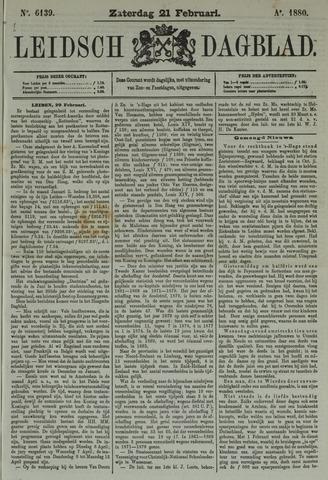 Leidsch Dagblad 1880-02-21