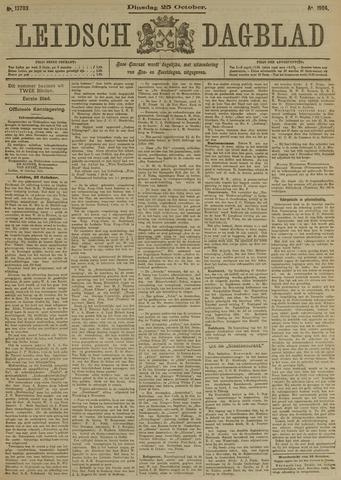 Leidsch Dagblad 1904-10-25