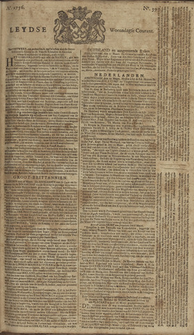 Leydse Courant 1756-03-31