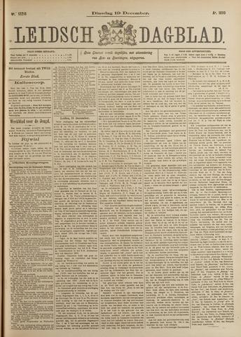 Leidsch Dagblad 1899-12-19