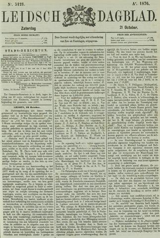 Leidsch Dagblad 1876-10-21