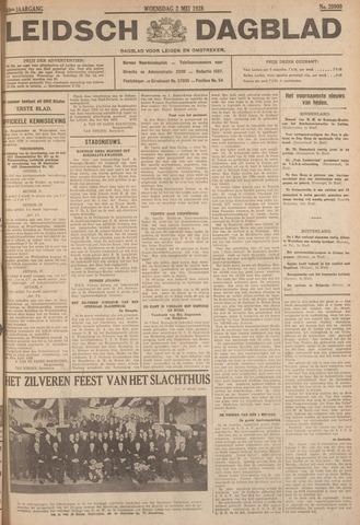 Leidsch Dagblad 1928-05-02