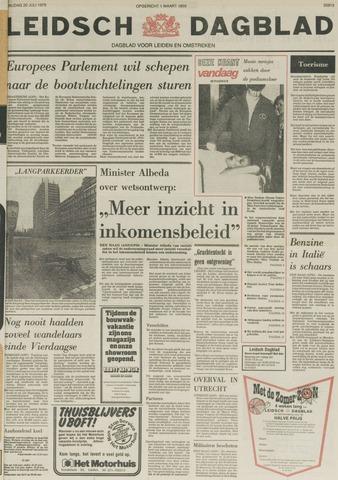 Leidsch Dagblad 1979-07-20