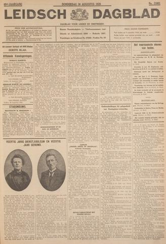 Leidsch Dagblad 1928-08-30