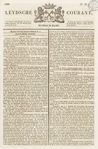 Leydse Courant 1860-03-26