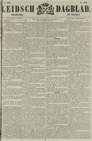 Leidsch Dagblad 1870-10-27