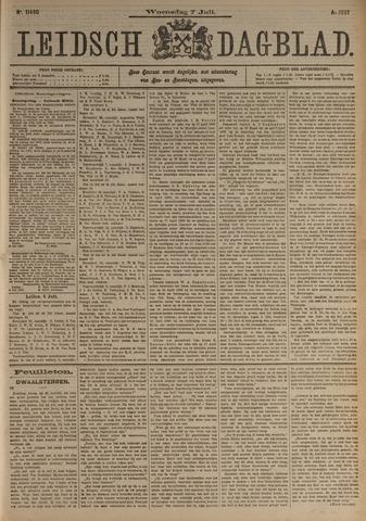 Leidsch Dagblad 1897-07-07