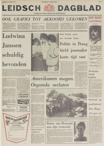 Leidsch Dagblad 1977-03-01