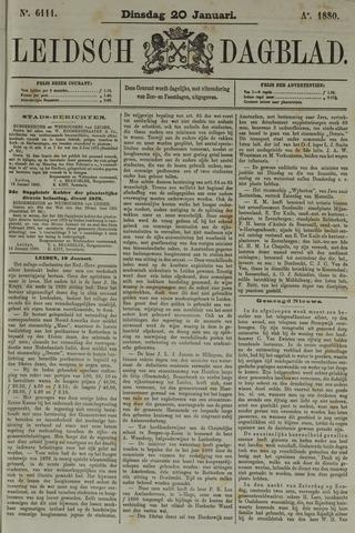 Leidsch Dagblad 1880-01-20