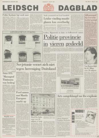 Leidsch Dagblad 1990-01-24