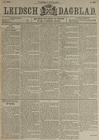 Leidsch Dagblad 1897-02-05