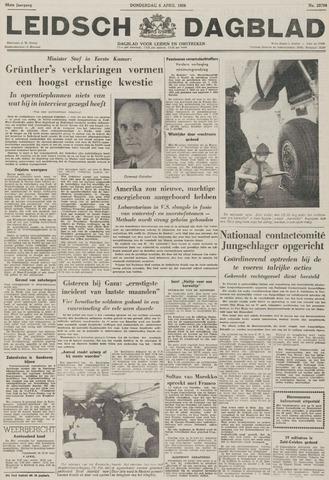 Leidsch Dagblad 1956-04-05