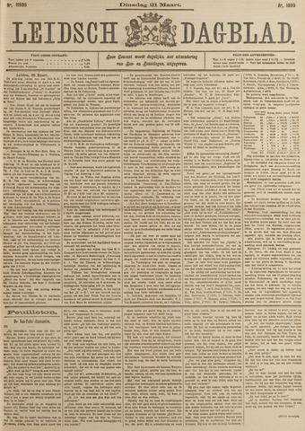 Leidsch Dagblad 1899-03-21