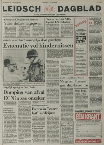 Leidsch Dagblad 1982-08-25