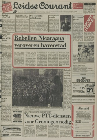 Leidse Courant 1984-04-16