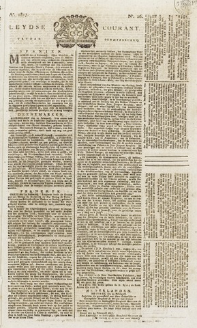 Leydse Courant 1817-02-28